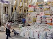 Exportaciones de arroz de Laos decrecen en 42 por ciento en primer semestre de 2017