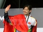 Vietnam mantiene segunda posición en medallero de SEA Games 29