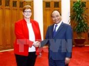Gobierno vietnamita aboga por mayor cooperación en defensa con Australia
