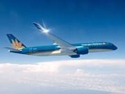 Vietnam Airlines incrementará vuelos durante las vacaciones del Día Nacional