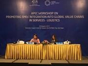 Economías de APEC impulsan participación de PyMEs en cadenas mundiales de valor