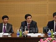Dirigente partidista de Japón aboga por mayores nexos con Partido Comunista de Vietnam