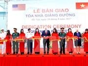 EE.UU. apoya a Vietnam en capacitación del personal para el mantenimiento de la paz