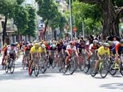 Reportan nutrida participación en cuarto concurso abierto de ciclismo de Hanoi