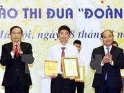 Premier vietnamita participa en la presentación de libro amarillo sobre innovación