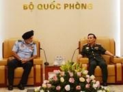Entrenamiento - punto fuerte en lazos de defensa Vietnam-India