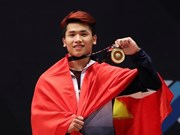 Vietnam mantiene tercera posición en medallero de SEA Games 29