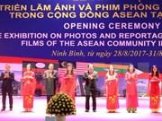 Inauguran en Vietnam exposición sobre ASEAN