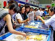 Feria- Exposición Internacional de Productos Acuáticos de Vietnam abre sus puertas