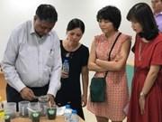 Efectúan en Hanoi taller de formación para profesores del programa GLOBE