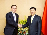 Vietnam valora recomendaciones de EuroCham
