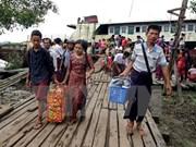 Myanmar llama a esfuerzos de grupos étnicos para restablecer la paz en Rakhine