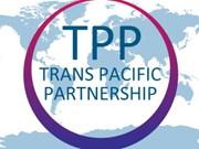 Países miembros debatirán sobre TPP en septiembre en Japón