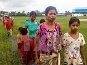 Myanmar: más de 18 mil rohingyas huyen a Bangladesh
