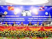 Destacan importancia del pensamiento de Ho Chi Minh y Kaysone Phomvilhane para Vietnam y Laos