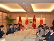 Presidente del Senado Japonés ratifica apoyo al fomento de nexos con Vietnam