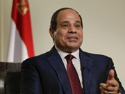 Presidente de Egipto visitará Vietnam