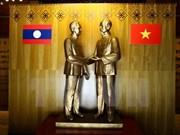 Felicitaciones por el aniversario 55 de lazos diplomáticos Vietnam-Laos