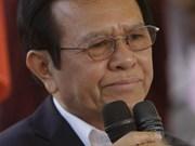 """Camboya: Presidente del partido opositor arrestado por """"traición"""""""
