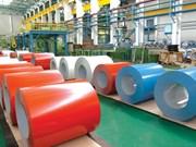 Vietnam suprime salvaguardias aplicadas a chapas de colores de calidad