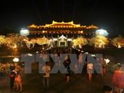 Alud de turistas a ciudadela imperial de Hue en asueto por Día Nacional