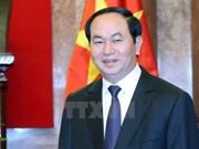 Presidente vietnamita aboga por relaciones más pragmáticas y efectivas con Laos
