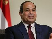 Visita a Vietnam del presidente de Egipto: hito importante en historia de lazos binacionales