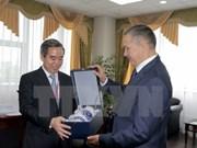 Dirigente vietnamita destaca potencial de cooperación con Lejano Oriente ruso