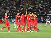 Clasificación para Copa Asiática de Fútbol 2019: Vietnam derrota a Camboya