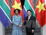 Vietnam y Sudáfrica buscan estrechar lazos multifacéticos