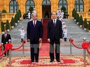 Medios de comunicación egipcios destacan experiencias de Vietnam en renovación nacional