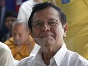 """Camboya: Presidente de partido opositor detenido bajo cargo de """"traición"""""""