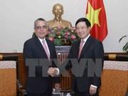 Viceprimer ministro vietnamita reitera solidaridad invariable con el pueblo cubano