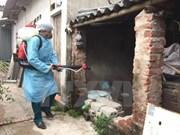 Hanoi refuerza medidas para prevenir propagación del dengue