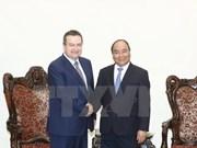 Visita de vicepremier serbio genera nueva fuerza de impulso para los lazos bilaterales