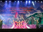 Diversos países felicitan a Vietnam por Día Nacional