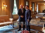 Robustecen nexos políticos Vietnam-Canadá