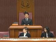 Singapur elige nuevo presidente de Asamblea Nacional