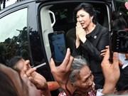 Tailandeses confían en mejora de situación política tras salida de Shinawatra