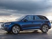 Audi entrega segunda lote de automóviles para servir a APEC Vietnam 2017