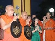 Vietnamitas residentes en Myanmar rinden homenaje a mártires de la Patria