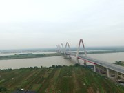 Hanoi construirá 14 nuevos puentes