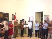 Empresas vietnamitas ayudan al pueblo cubano tras el huracán Irma