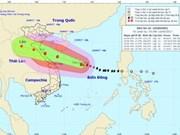 Vicepremier vietnamita instruye reforzar medidas preventivas ante llegada del tifón Doksuri