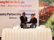 Banco Mundial publica Marco de asociación nacional de Vietnam para período 2017-2022