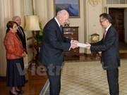 Australia aspira a intensificar asociación integral con Vietnam