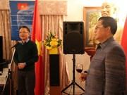 Diplomáticos de Vietnam y Laos en Australia celebran establecimiento de nexos bilaterales