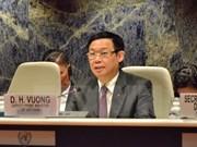 Conmemoran aniversario 40 de incorporación de Vietnam a ONU