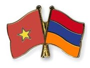 Intensifican relaciones de amistad entre Vietnam y Armenia