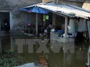 Premier de Laos extiende pésame a Vietnam por pérdidas provocadas por tifón Doksuri